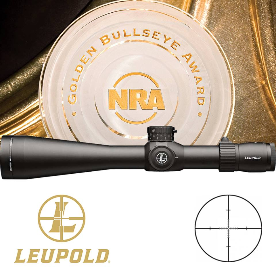 De Leupold Mark 5 HD