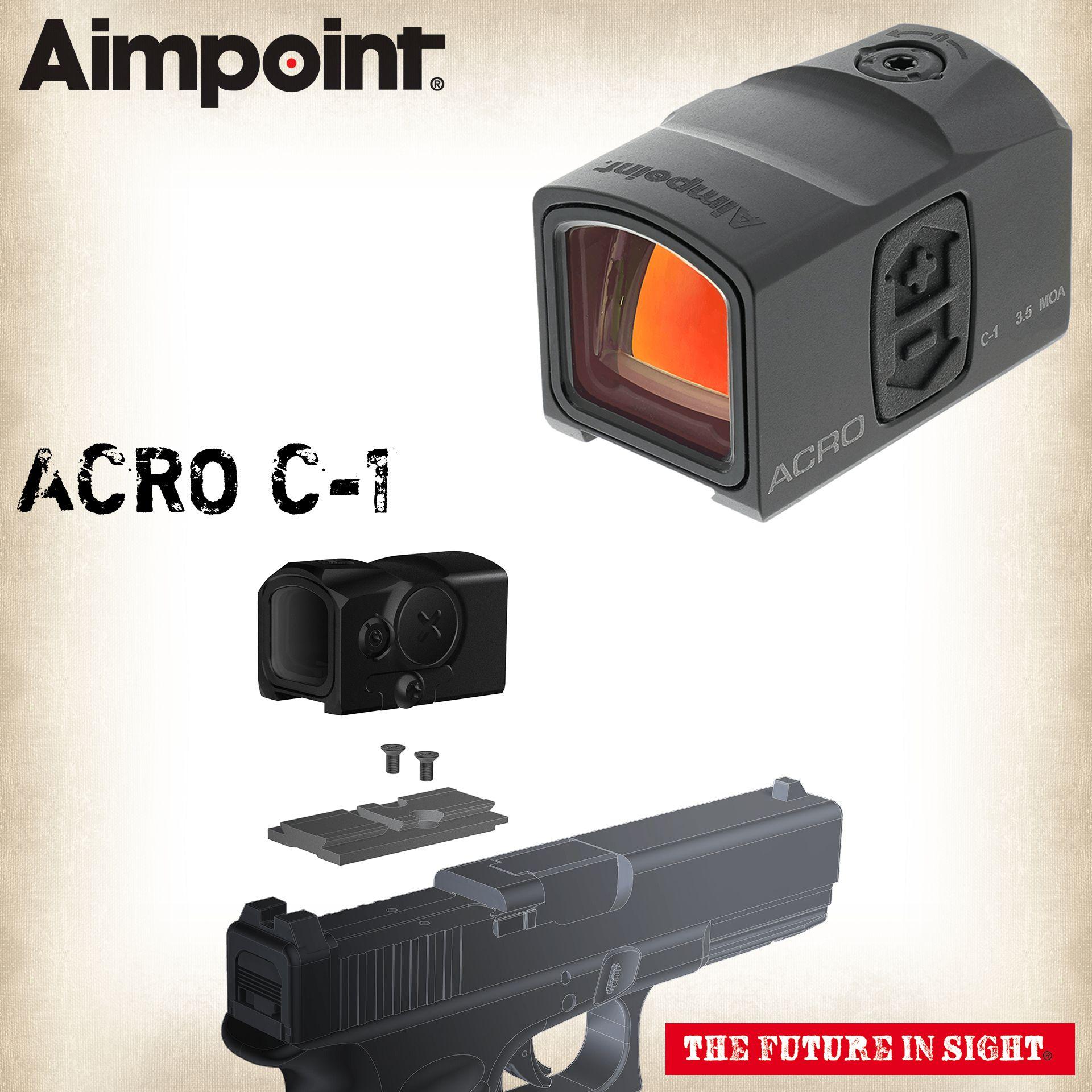 De Aimpoint Acro C-1
